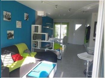 Appartager FR - Recherche d'un colocataire dans maison pour 3 - Saint-Nazaire, Saint-Nazaire - 380 € / Mois