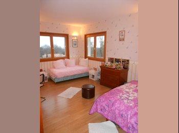 Appartager FR - grande chambre lumineuse - Montauban, Montauban - 280 € / Mois