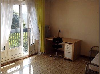 Appartager FR - Colocation appartement spacieux et lumineux - Hœnheim, Strasbourg - 370 € / Mois