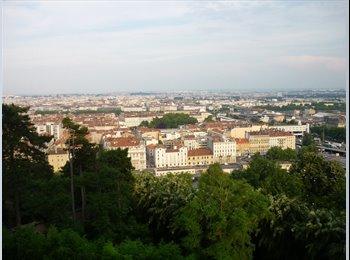 Appartager FR - Appartement  avec vue imprenable, tennis, piscine - 5ème Arrondissement, Lyon - 450 € / Mois