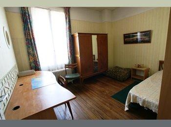 Appartager FR - chambre calme et confortable face à l'université - Le Havre, Le Havre - 370 € / Mois