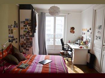 COLOCATION MEUBLEE 3 pièces, 55m², Paris 11ème
