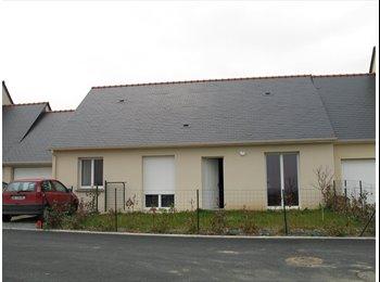 Appartager FR - Recherche 2 colocataires pour colocation dans maison neuve +90m2 - Beaucouzé, Angers - 270 € / Mois