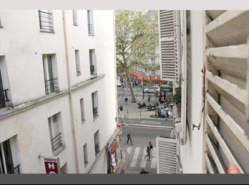 Appartager FR - Studio Pigalle à partager! - 18ème Arrondissement, Paris - Ile De France - 500 € / Mois