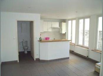 Appartager FR - a louer F2 meublé avec terrasse centre gare centre - Metz, Metz - 275 € / Mois