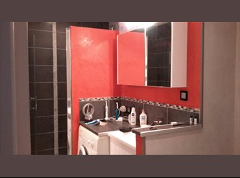 Appartager FR - appartement 72m2, 3 chambres, meublé. - Angers, Angers - 280 € / Mois