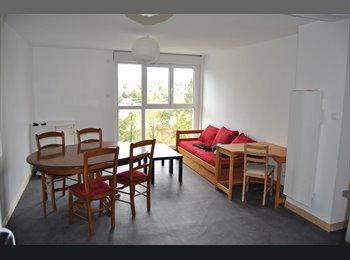 Appartager FR - appartement 58 m2 équipé proche enssat - Lannion, Lannion - 250 € / Mois
