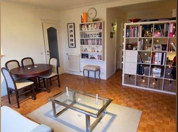Appartager FR - Super Studio meuble - 2ème Arrondissement, Lyon - 400 € / Mois