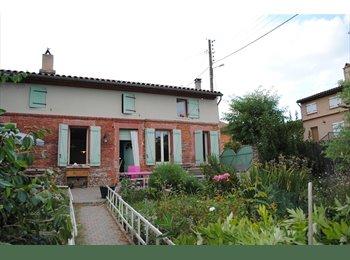 Appartager FR - loue chambre - Blagnac, Toulouse - 230 € / Mois