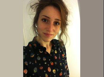 Justine - 25 - Etudiant