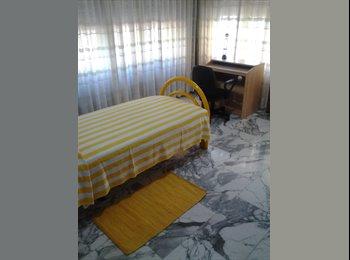 camere  zona Marconi  San Camillo - Forlanini
