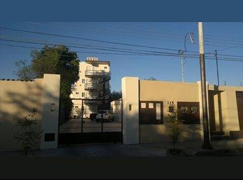 CompartoDepa MX - Suites equipadas totalmente con servicios incluido - Hermosillo, Hermosillo - MX$4,100 por mes
