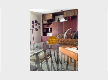 CompartoDepa MX - Casa pequeña, cálida y limpia. Muy exclusiva!! - León, León - MX$2,000 por mes