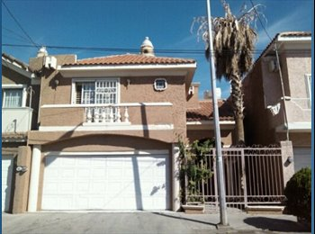 CompartoDepa MX - SE BUSCA ROOMIE - Cd. Juárez, Cd. Juárez - MX$2,000 por mes