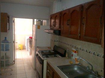 CompartoDepa MX - Habitacion completa y servicios adicionales - Culiacán, Culiacán - MX$2,000 por mes