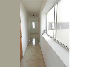 Rento habitación amueblada individual URGENTE