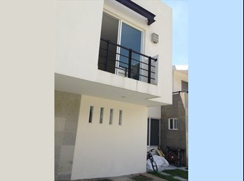 CompartoDepa MX - Busco rommie Mujer para compartir casa - León, León - MX$2,500 por mes