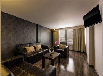 CompartoDepa MX - RENTA DE CUARTOS CON SERVICIOS DE HOTEL - Xalapa, Xalapa - MX$2,800 por mes