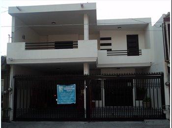 CompartoDepa MX - casa amueblada - Monterrey, Monterrey - MX$3,000 por mes