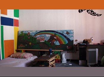 CompartoDepa MX - Habitacion en casa colonia santiago - Otras, Puebla - MX$2,650 por mes