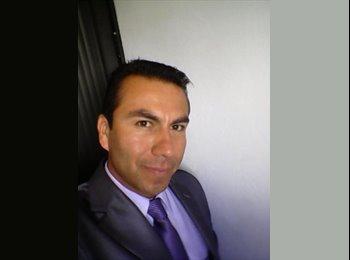 CompartoDepa MX - Angel Rafael Sánchez - 38 - Pachuca