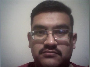 CompartoDepa MX - Luis - 33 - Mexicali