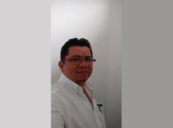 CompartoDepa MX - Manuel - 46 - Colima