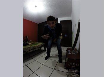 CompartoDepa MX - Jesus - 29 - Cd. Juárez