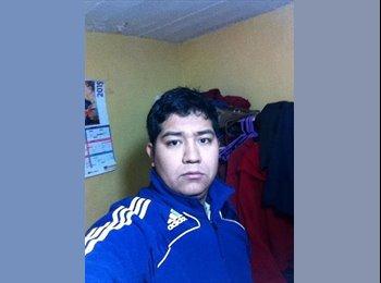 CompartoDepa MX - Luis Felipe  - 23 - México