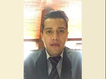 CompartoDepa MX - Manuel - 25 - Puebla