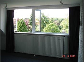 EasyKamer NL - Royale zolderkamer van 22 m² in BUNNIK - Abstede/Gansstraat, Utrecht - € 450 p.m.