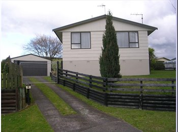 NZ - room for rent - Ngongotaha, Rotorua - $140 pw