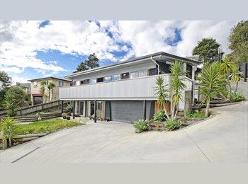 NZ - Modern Executive House - Sunnyvale, Auckland - $250 pw