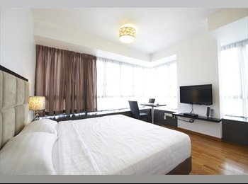 SERVICED APARTMENT FOR RENT!