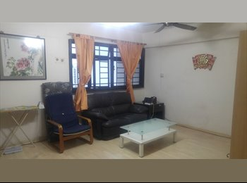 EasyRoommate SG - common bedroom to rent short walk to MRT - Sembawang, Singapore - $650 pcm