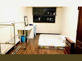 EasyRoommate SG - Common Room For Rental - Sembawang, Singapore - $500 pcm