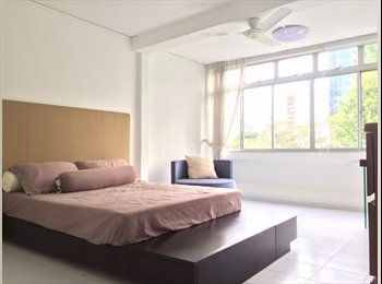 EasyRoommate SG - A spacious room, walking distance to MRT - Newton, Singapore - $1,600 pcm