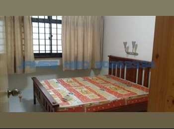 EasyRoommate SG - 2 Common rooms available for Students - Tampines, Singapore - $700 pcm