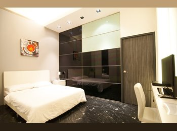 Fully Furnished Studio at Emerald Hill