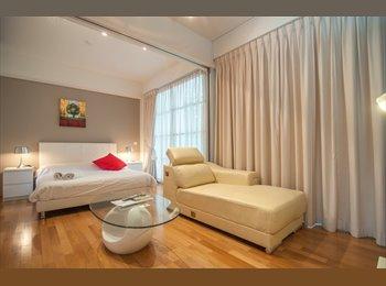 Fully furnished Luxurious Studio Unit