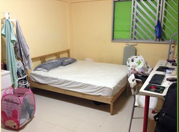 EasyRoommate SG - Big Spacious Common Room at Clementi - Clementi, Singapore - $900 pcm