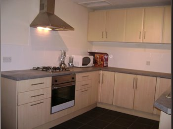 Spacious Rooms close to town centre