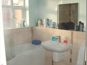 EasyRoommate UK - 1 twin or double room avail. til 1 Sept 15 - High Heaton, Newcastle upon Tyne - £450 pcm