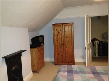 EasyRoommate UK - One Double room-available - St. Leonards-on-Sea, Hastings - £350 pcm