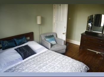 Large double room available!