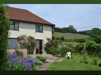 EasyRoommate UK - Sort After Exmoor Village Location - Taunton, South Somerset - £350 pcm