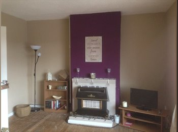 EasyRoommate UK - Large 3 bed flat  - Holt End, Redditch - £400 pcm