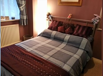 EasyRoommate UK - furnished dbl room in modern semi in southport - Southport, Southport - £400 pcm