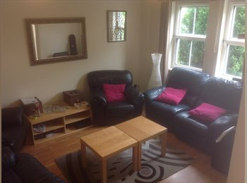 EasyRoommate UK - Double room available in Post grad house near univ - Old Aberdeen, Aberdeen - £520 pcm