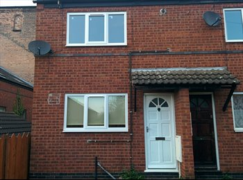 Double Rooms in 2 Bed House in Lenton